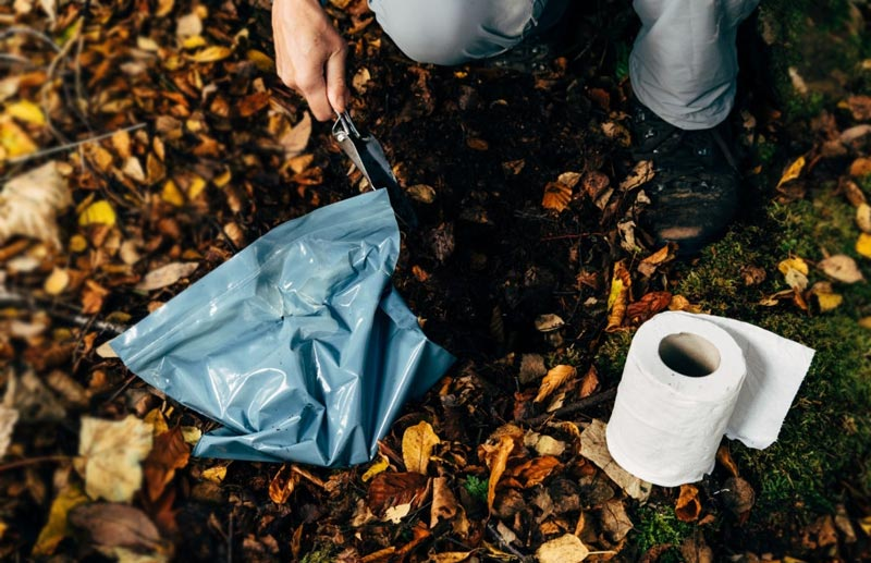 How to Dispose of Camping Toilet Waste