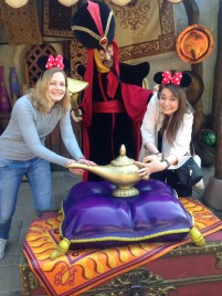 Jafar - Adventureland, April 2017