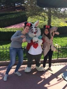 White Rabbit - Fantasyland, April 2017