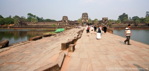 Angkor Wat - West