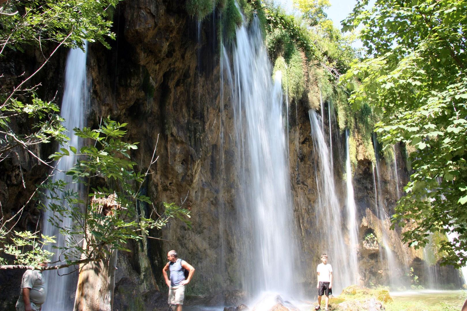 Plitvice Lakes - Waterfalls