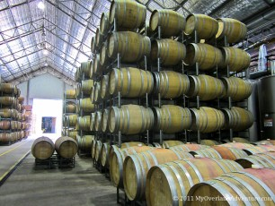 Winery in the Hunter Valley