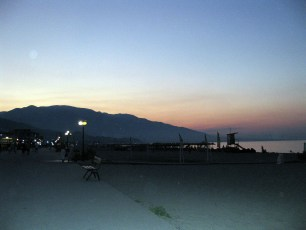 Leptokarya by night