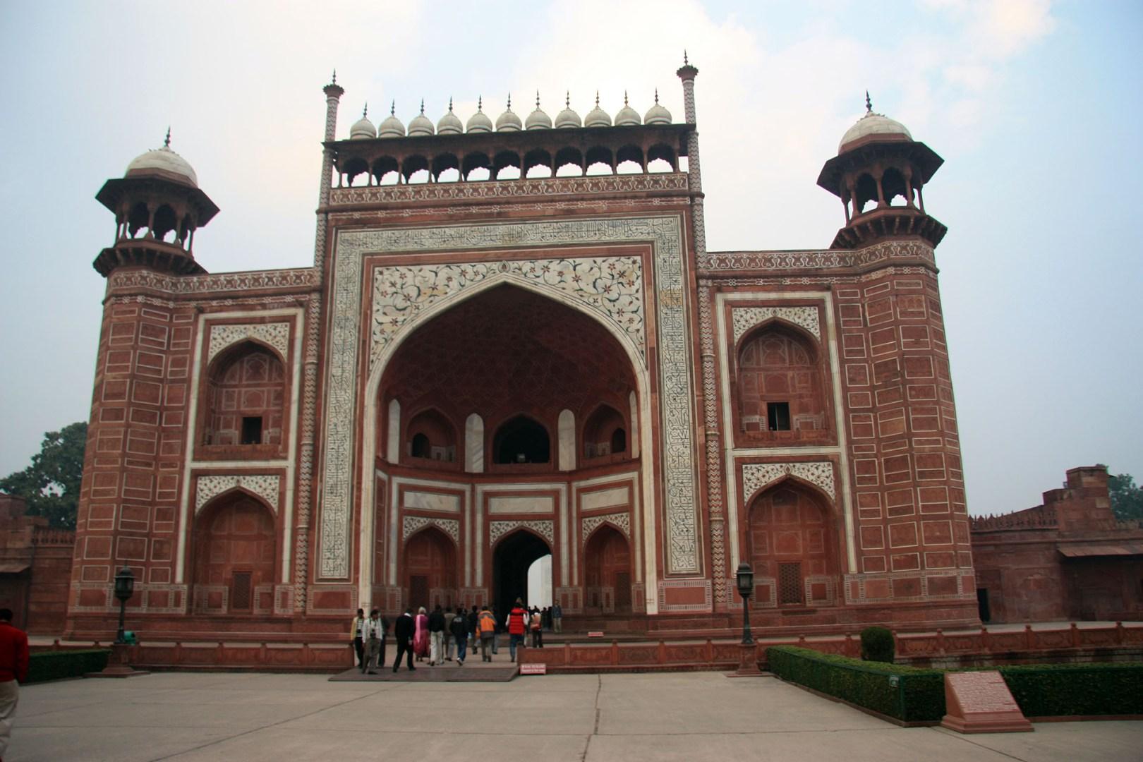 Taj Mahal-Main Gate