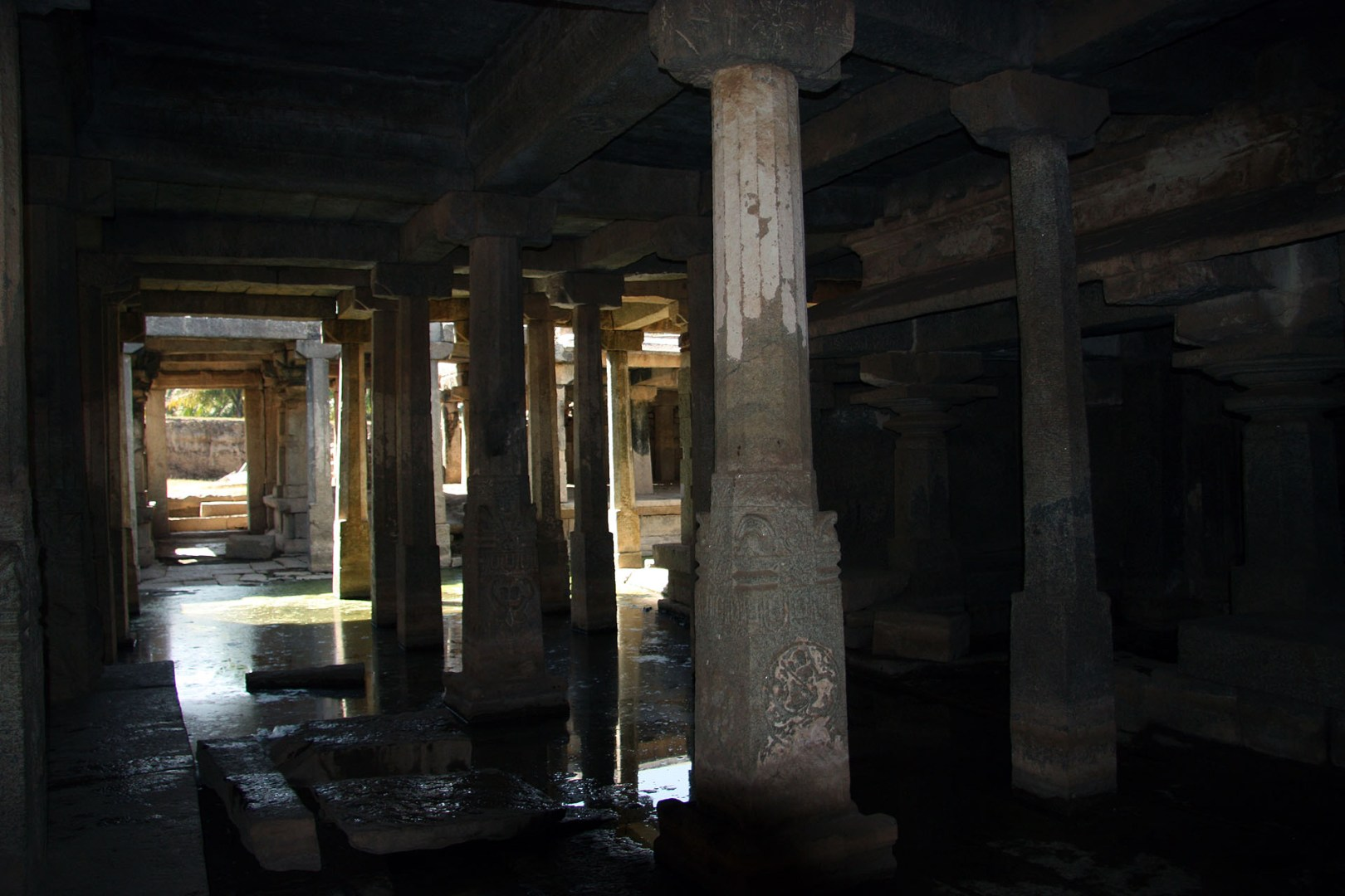 Undergound Temple