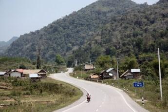 Mountains-northern Laos