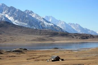 Lake shandur pass