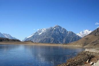 Lake - Shandur pass