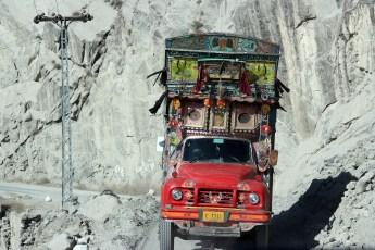 Local truck