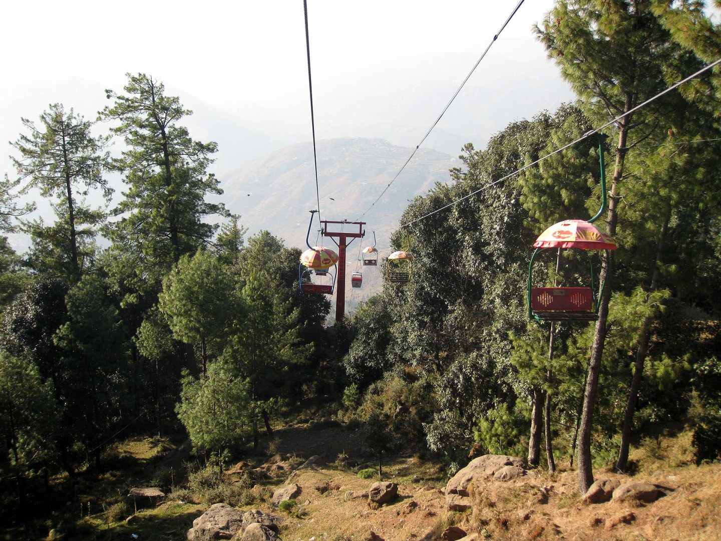Cable Car - Murree