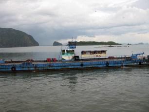 Ferry to Ko Lanta
