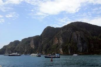 Leaving Ko Phi Phi