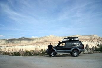 Off Road Cappadocia - Rose Valley
