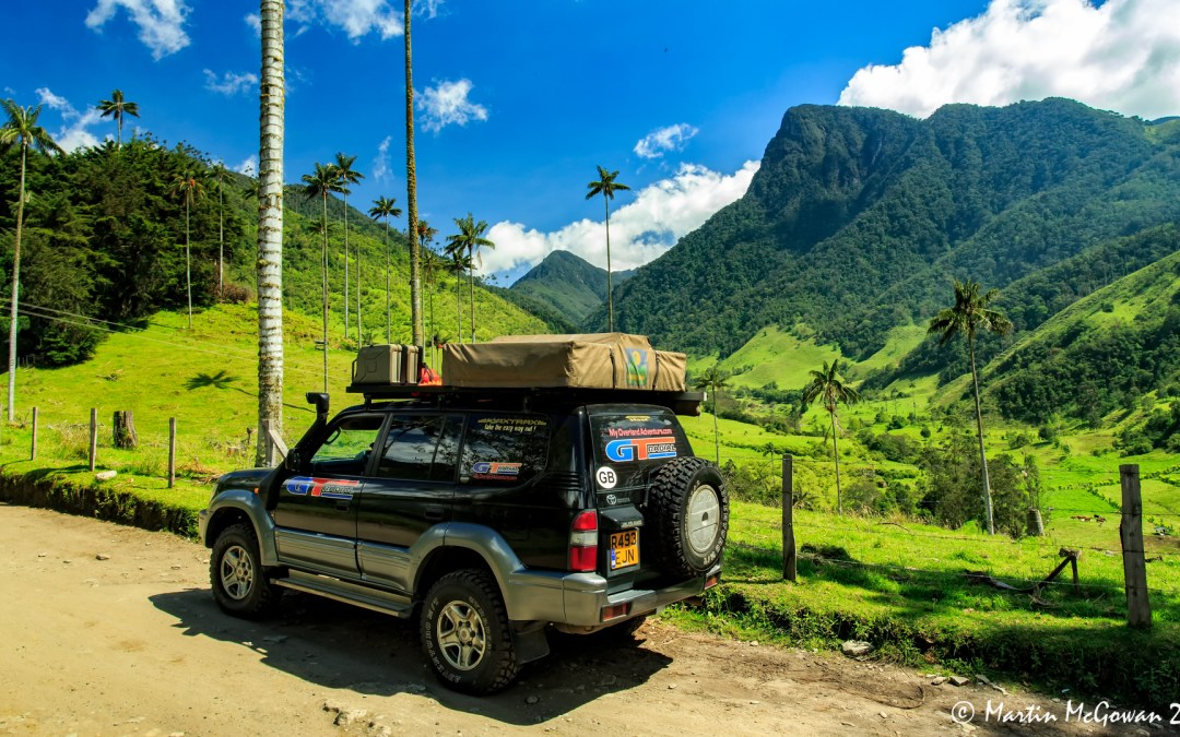 Salento and the Valle de Cocora