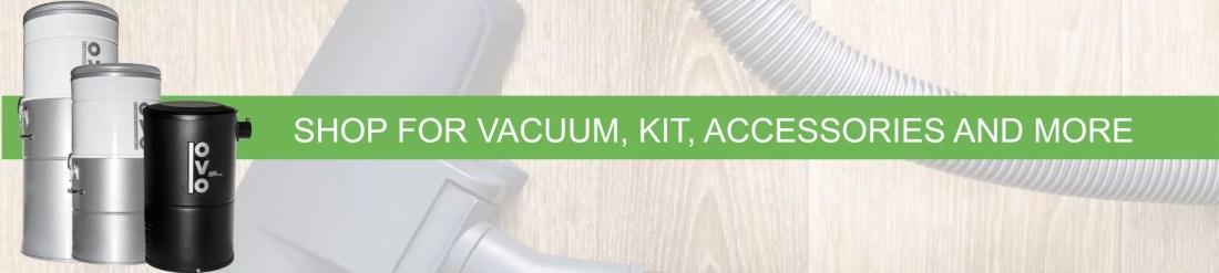 OVO Central Vacuum