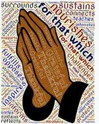 Praying Hands 09874
