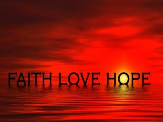 faith, love hope