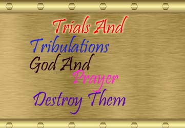 Trial and Tribulations 27357779209