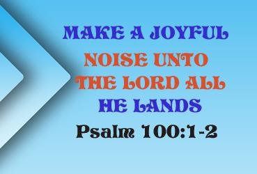 Joyful noise 4134051719209