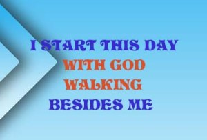 Walking with God 713405179209