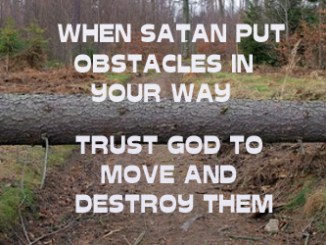 Obstacles 69031827495