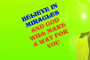 Miracles 84104681192077
