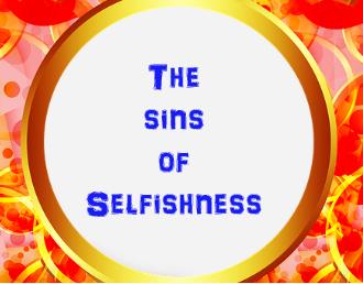 Selfish 4 9807876543526