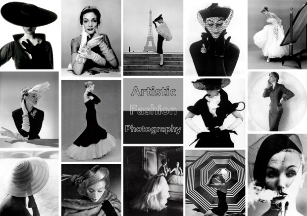 "Mood board – Mode: ""Artistic Fashion Photography"""