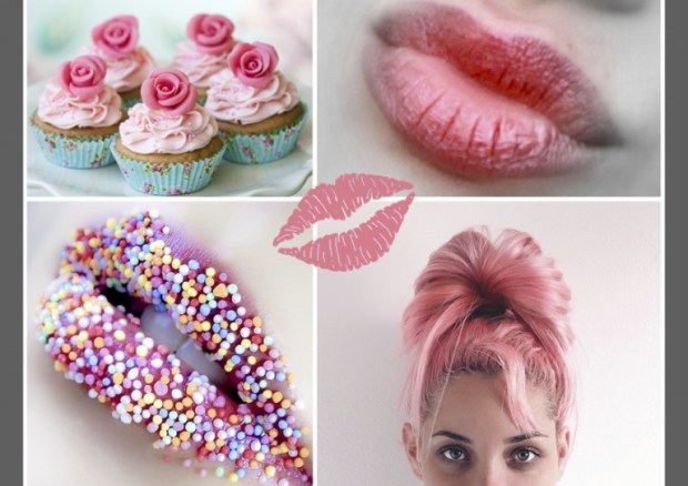 "Mood board – Diverse: ""Sweetlips"""