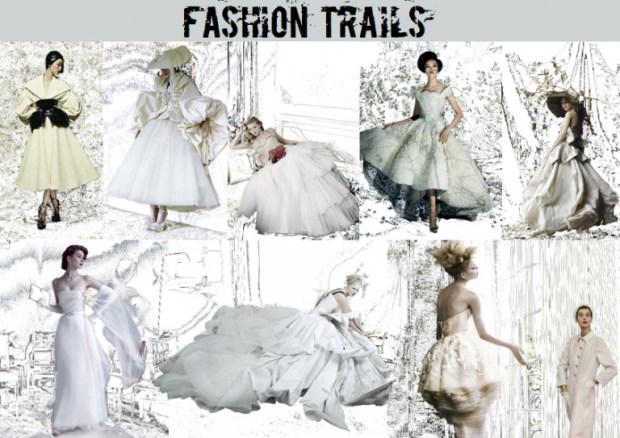 "Mood board – Mode: ""Fashion Trails"""