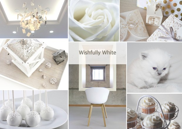 "Mood board – Bolig: ""Wishfully White"""