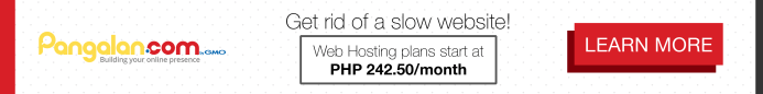 Avail of your very own hosting plan now!