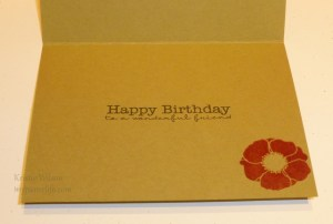 Card 7 - MFT Pretty Poppies inside
