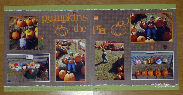 Page 3-4 Pumpkins on the Pier