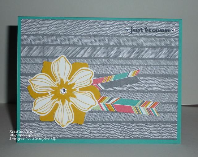 2014 Card 105 - SU Beautiful Bunch