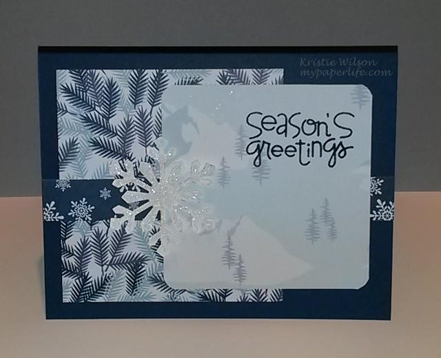 2014 Card 130 - PS Christmas Sampler