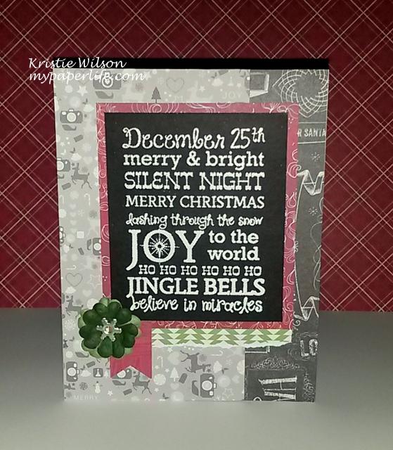 2014 Card 131 - TE Graphic Greetings Christmas