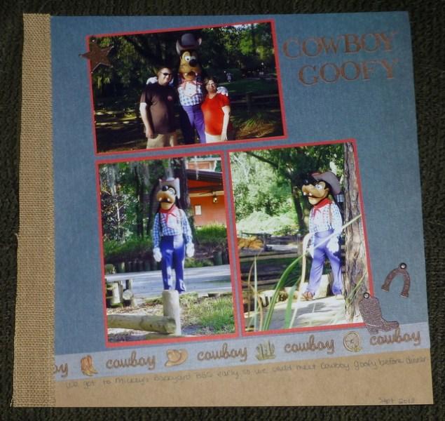 2014 Page 44 - Cowboy Goofy
