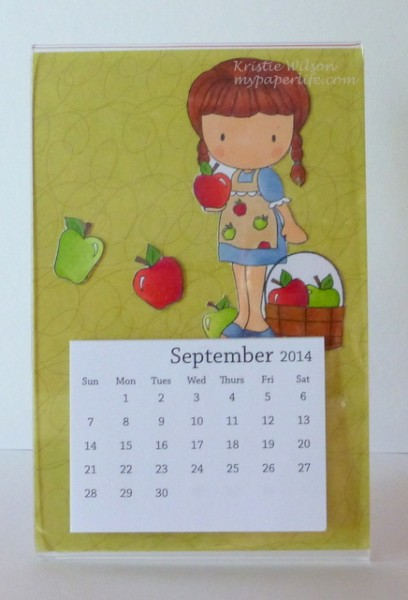 September Calendar 1