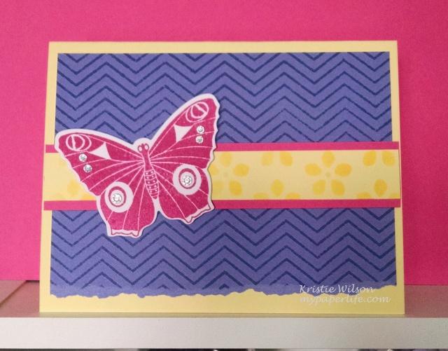 2015 Card 13 - MFT MPD Winged Beauties