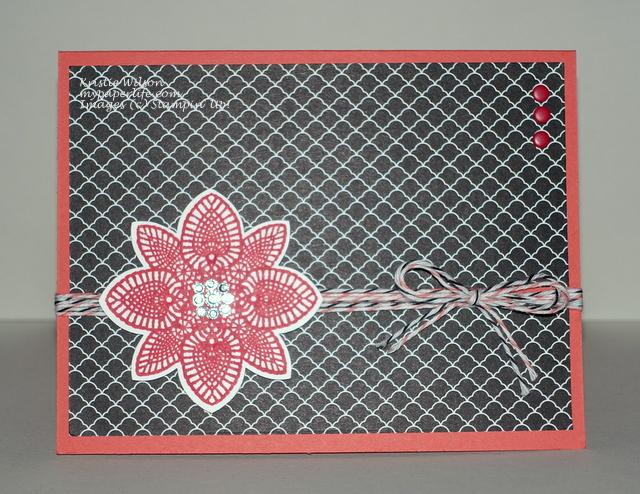 2015 Card 5 - SU Petal Potpourri