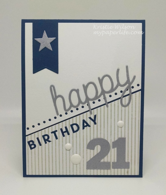 2015 Card 47 - MFT Happy Delicious Birthday