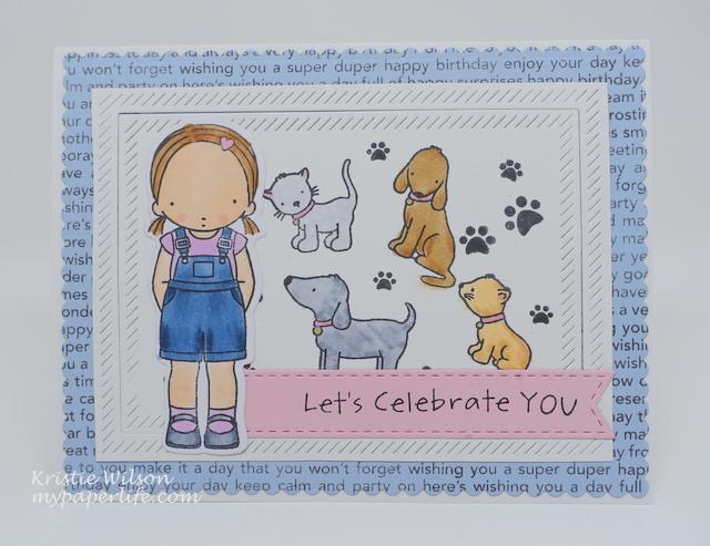 2015 Card 48 - MFT PI Woof You