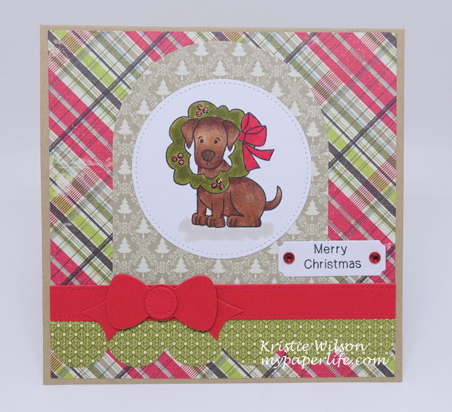 2015 Card 64 - Newtons Nook Canine Christmas