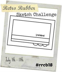 Retro Rubber Sketch 7-7-15