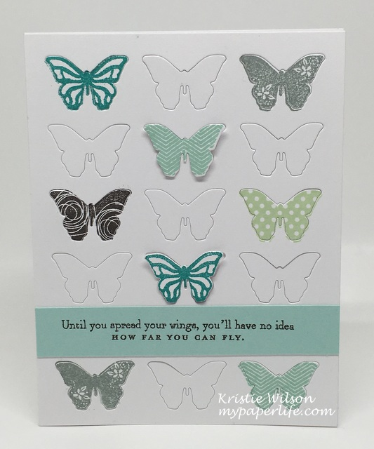 2016 Card 24 - PTI Bitty Butterflies