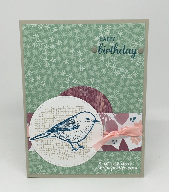 2016 Card 82 - SU Best Birds