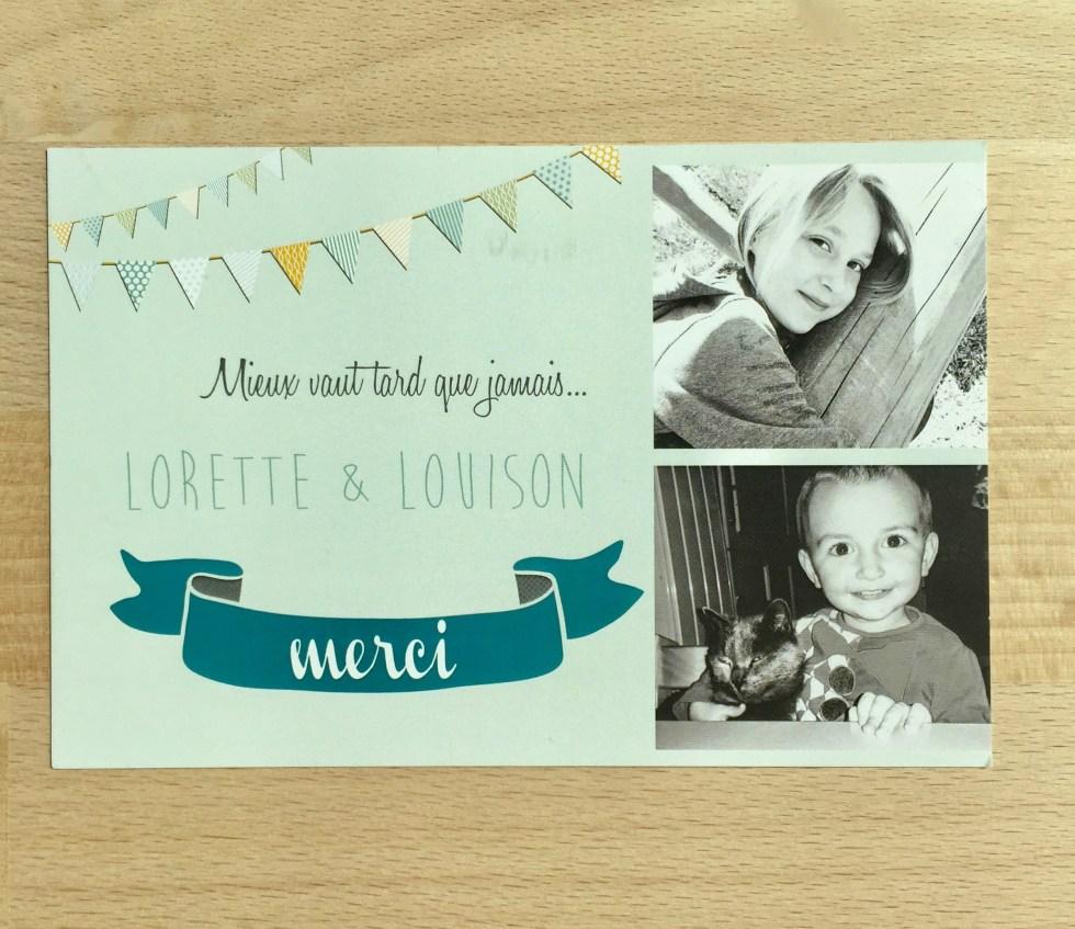 Lorette et louison V