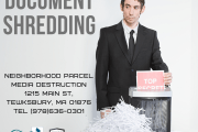 Shredding Service In Fitchburg MA