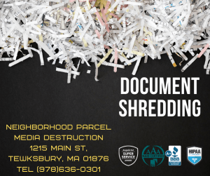 Paper shredding company